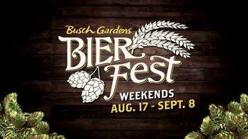 Busch Gardens Bier Fest TV Spot, 'New Thrills on Tap' - Thumbnail 9