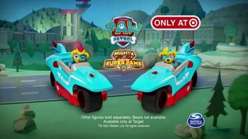 PAW Patrol Mighty Twins Power Split Vehicle TV Spot, 'Super Split' - Thumbnail 8