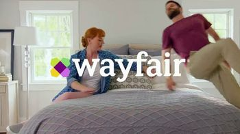 Wayfair TV Spot, 'Mattress Montage' - Thumbnail 1