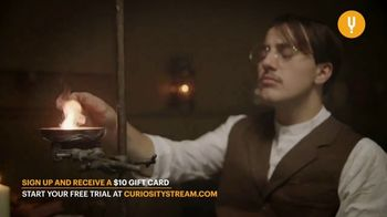 CuriosityStream TV Spot, 'Reward Your Curiosity' - Thumbnail 9