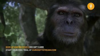 CuriosityStream TV Spot, 'Reward Your Curiosity'