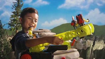 Rescue Heroes Transforming Fire Truck TV Spot, 'No One Gets Left Behind'