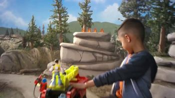 Rescue Heroes Transforming Fire Truck TV Spot, 'No One Gets Left Behind' - Thumbnail 4