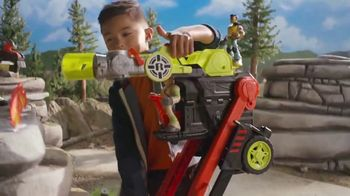 Rescue Heroes Transforming Fire Truck TV Spot, 'No One Gets Left Behind' - Thumbnail 6