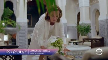 Journy TV Spot, 'Amazing Hotels' - Thumbnail 5