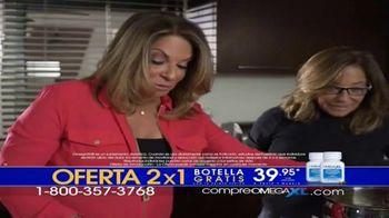 Omega XL TV Spot, 'Funciones' con Ana María Polo - Thumbnail 7