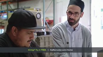 ZipRecruiter TV Spot, 'Finding Qualified Candidates' - Thumbnail 7