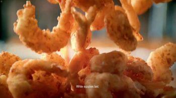 Outback Steakhouse  Steak & Unlimited Shrimp TV Spot, 'More Than You Imagined'