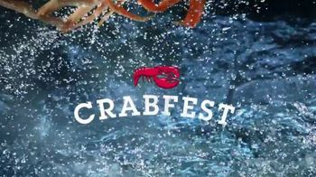 Red Lobster Crabfest TV Spot, 'Get Ready Crab Fans'