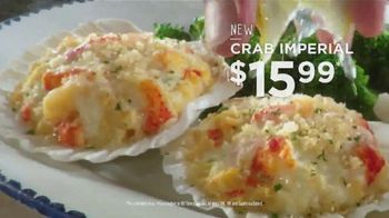Red Lobster Crabfest TV Spot, 'Get Ready Crab Fans' - Thumbnail 4