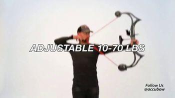 AccuBow TV Spot, 'Virtual Archery' - Thumbnail 5