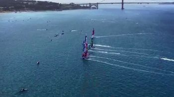 Rolex TV Spot, 'Yacht Racing at Its Most Exciting' - Thumbnail 3