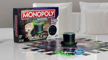 Monopoly Voice Banking TV Spot, 'The Power of Your Voice' - Thumbnail 10