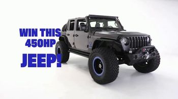2019 Jeep Dream Giveaway TV Spot, 'One Day I'll Own a Jeep' - Thumbnail 2
