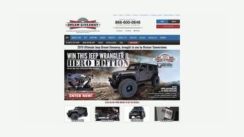 2019 Jeep Dream Giveaway TV Spot, 'One Day I'll Own a Jeep' - Thumbnail 8