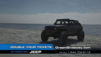 2019 Jeep Dream Giveaway TV Spot, 'One Day I'll Own a Jeep' - Thumbnail 9