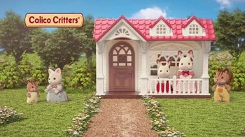Calico Critters Sweet Raspberry Home Tv Commercial