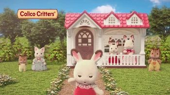 Calico Critters Sweet Raspberry Home TV Spot, 'Welcome' - Thumbnail 2