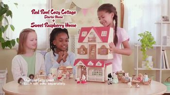 Calico Critters Sweet Raspberry Home TV Spot, 'Welcome' - Thumbnail 6