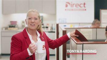 Direct Auto Insurance TV Spot, 'Get Direct & Get Going: Tonya Harding' - Thumbnail 2