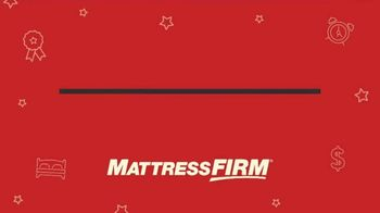 Mattress Firm Labor Day Preview Sale TV Spot, 'King for the Price of a Queen' - Thumbnail 1