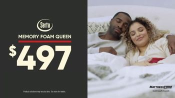 Mattress Firm Labor Day Preview Sale TV Spot, 'King for the Price of a Queen' - Thumbnail 5