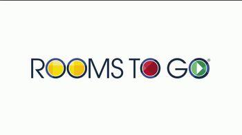Rooms to Go TV Spot, 'Labor Day: Reclining Sofa' - Thumbnail 1