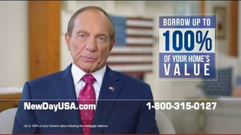 NewDay USA VA Cash Out Home Loan TV Spot, 'An Old Saying' - 11 commercial airings