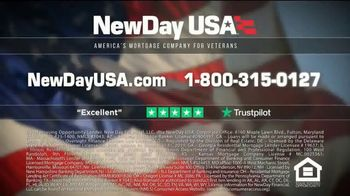 NewDay USA VA Cash Out Home Loan TV Spot, 'An Old Saying' - Thumbnail 10