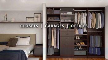 Closets by Design TV Spot, 'Imagine Your Home' - Thumbnail 1