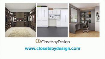 Closets by Design TV Spot, 'Imagine Your Home' - Thumbnail 8
