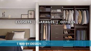 Closets by Design TV Spot, 'Imagine Your Home' - Thumbnail 2