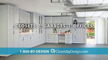 Closets by Design TV Spot, 'Imagine Your Home' - Thumbnail 3