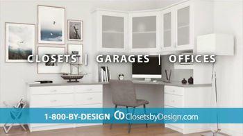 Closets by Design TV Spot, 'Imagine Your Home' - Thumbnail 4