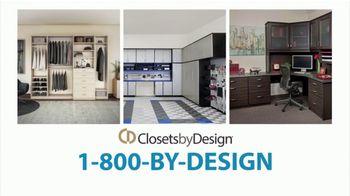 Closets by Design TV Spot, 'Imagine Your Home' - Thumbnail 7