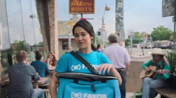 Favor Delivery TV Spot, 'Favor Your Favorites: Free Deliveries' - Thumbnail 1