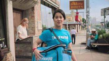 Favor Delivery TV Spot, 'Favor Your Favorites: Free Deliveries' - Thumbnail 2