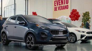Kia Evento de Verano TV Spot, 'Sala de exposición' [Spanish] [T2] - Thumbnail 3