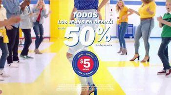 Old Navy Denim Try-On-A-Thon TV Spot, 'Entona tu look de verano: jeans' canción de Kaskade [Spanish] - Thumbnail 3