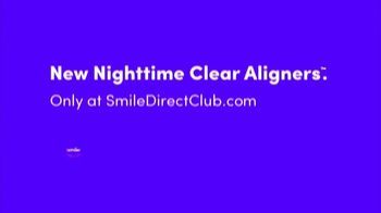 Smile Direct Club Nighttime Clear Aligner TV Spot, 'While You Sleep' - Thumbnail 9