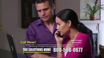Tax Solutions Now TV Spot, 'Money Matters' - Thumbnail 8