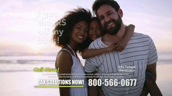 Tax Solutions Now TV Spot, 'Money Matters'