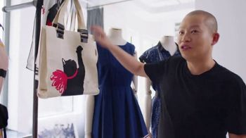 Target Anniversary Collection TV Spot, 'Collaborators' Ft. Jason Wu, Anna Sui, Isaac Mizrahi, Angela Missoni - Thumbnail 4