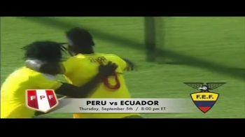 DIRECTV TV Spot, 'Integrated Sports: Clásico Sudamericano: Peru vs. Ecuador' - Thumbnail 1