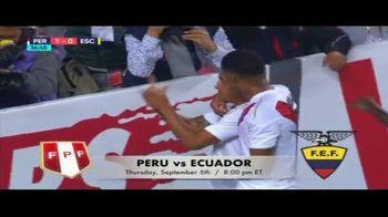 DIRECTV TV Spot, 'Integrated Sports: Clásico Sudamericano: Peru vs. Ecuador' - Thumbnail 2