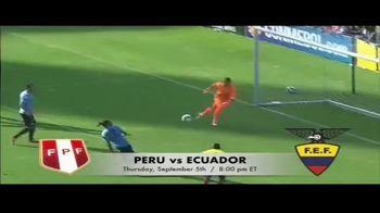 DIRECTV TV Spot, 'Integrated Sports: Clásico Sudamericano: Peru vs. Ecuador' - Thumbnail 3