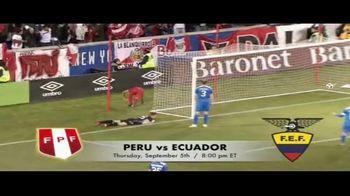 DIRECTV TV Spot, 'Integrated Sports: Clásico Sudamericano: Peru vs. Ecuador' - Thumbnail 4