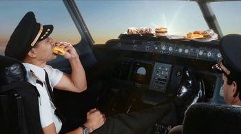 Hardee's 2 3 More Menu TV Spot, 'Autopilot' - 1 commercial airings