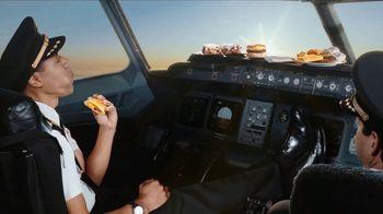 Hardee's 2 3 More Menu TV Spot, 'Autopilot' - Thumbnail 9