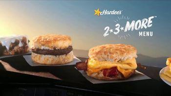 Hardee's 2 3 More Menu TV Spot, 'Autopilot' - Thumbnail 1